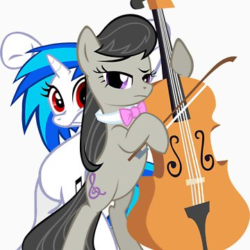 Octavia and Scratch by Cptspas