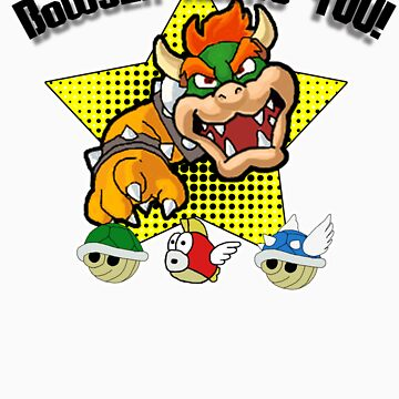 Bowser Needs You by staticfx