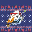 Ugly Snowman Ugly Christmas Sweater by Jeff Morin