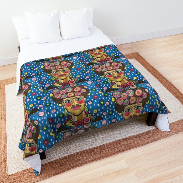 Khalo...is it me you're looking for? Comforter