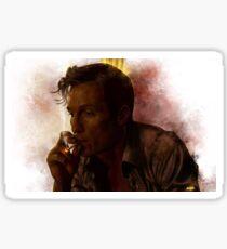 True Detective - Rust Cohle Sticker