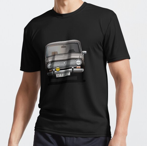 Lada Shiguli,Auto,Oldtimer,Youngtimer T-Shirt