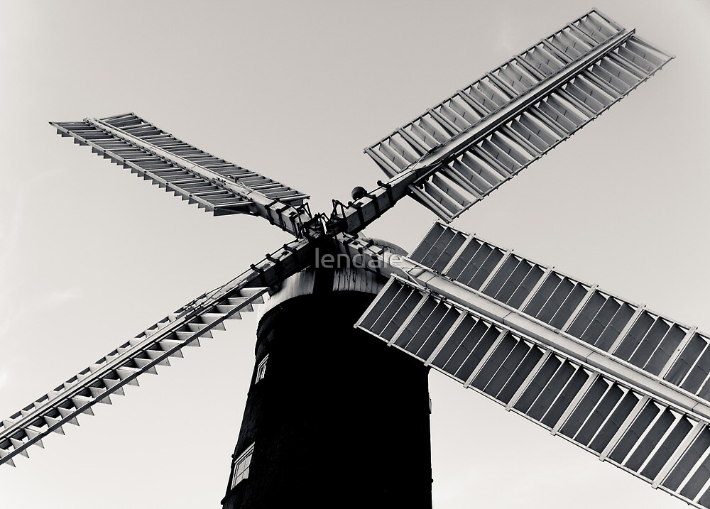 Windmill Blades. by lendale