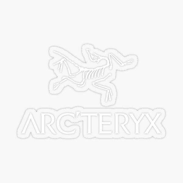 Arc'teryx Sticker transparent