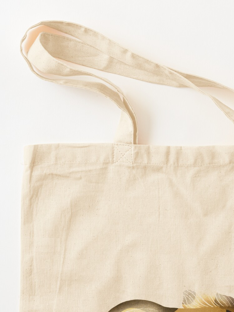Alternate view of Lucky Golden Fish Tote Bag