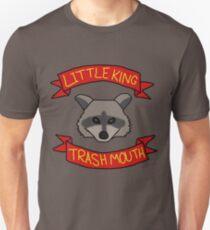 Little King Trash Mouth Unisex T-Shirt
