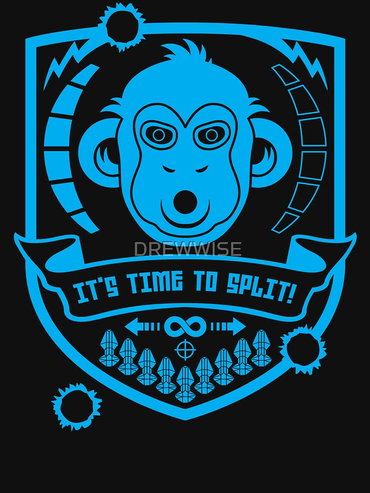IT'S TIME TO SPLIT! | Unisex T-Shirt