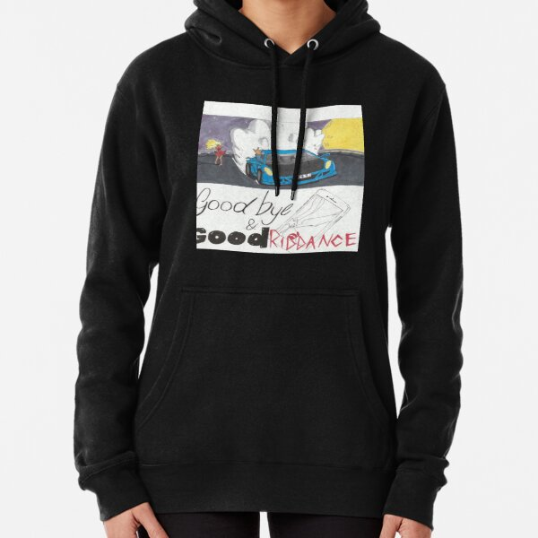 Goodbye and Good riddance Pullover Hoodie