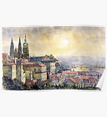 Dawn of Prague  Poster