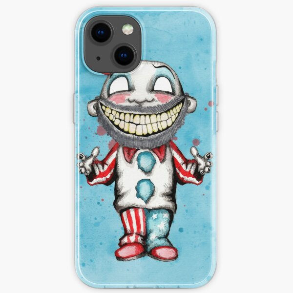 The Murder Captain  iPhone Soft Case