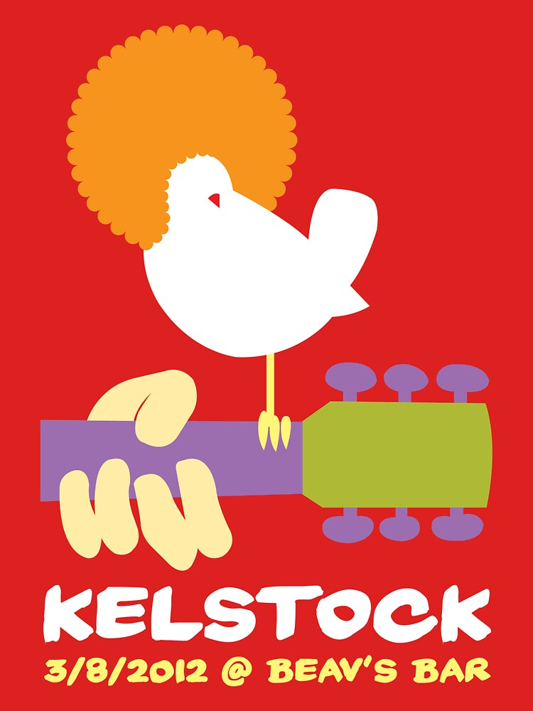 TShirtGifter presents: KELSTOCK | Unisex T-Shirt