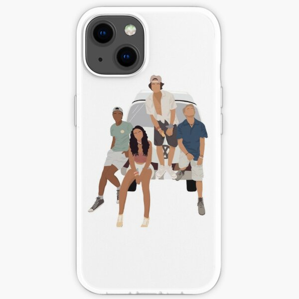 The outer banks iPhone Soft Case