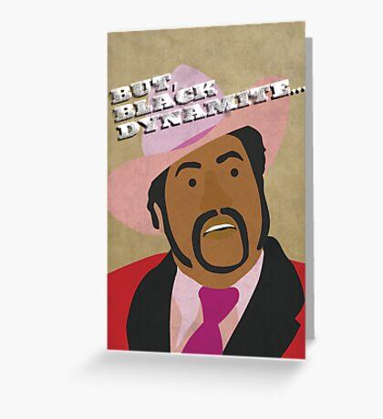 Chocolate Giddyup Greeting Card