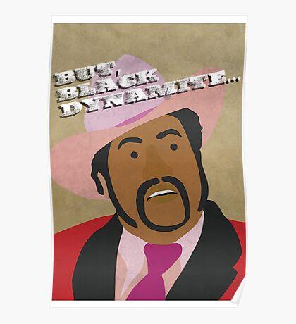 Chocolate Giddyup Poster