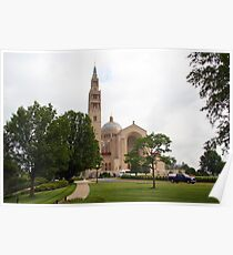 Basilica of the National Shrine of the Immaculate Conception Poster
