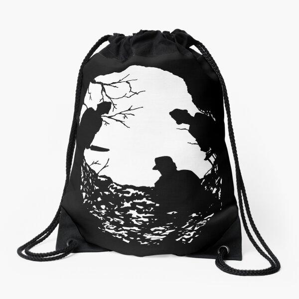 The Endless Pokers Drawstring Bag