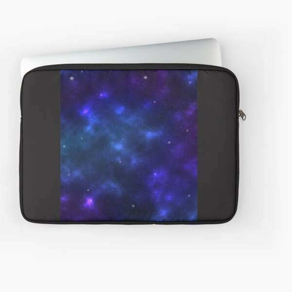 Shades of the Deep Galaxy Laptop Sleeve
