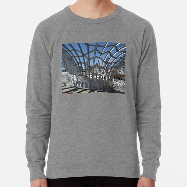 Webb Bridge, Melbourne Lightweight Sweatshirt