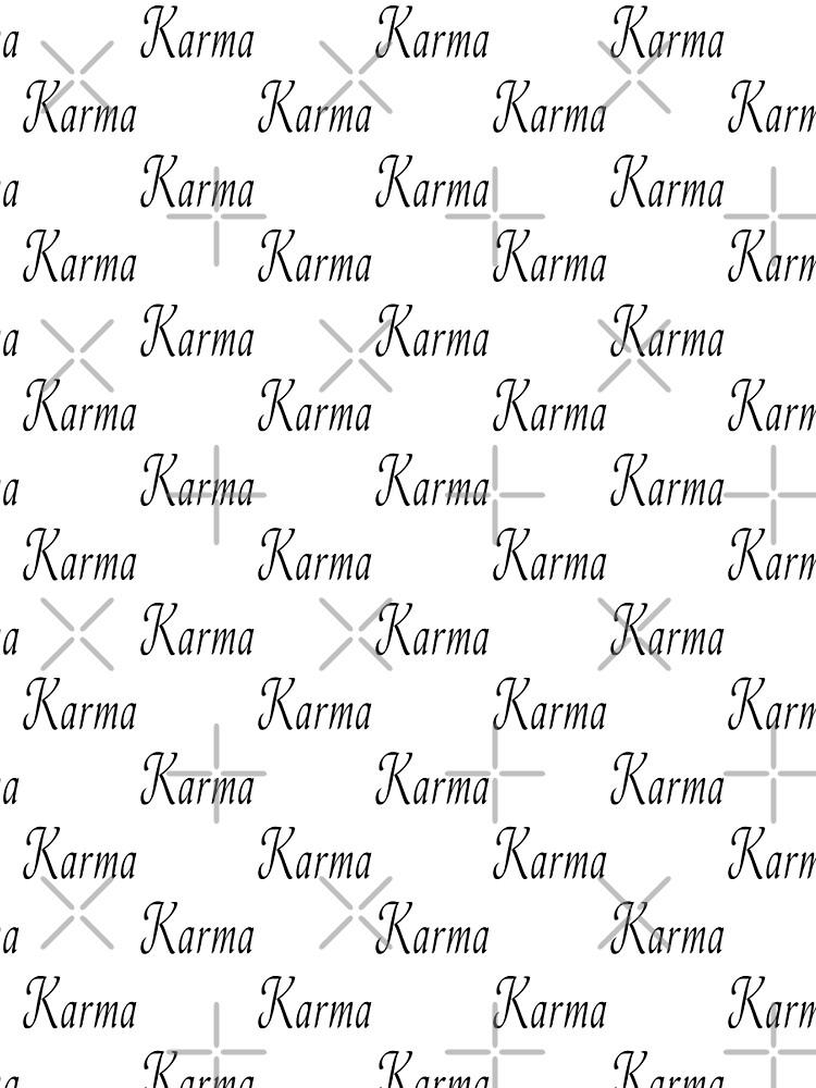 Karma  by roccoyou