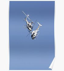 Navy Helis  Poster