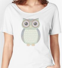 Only One Owl Women's Relaxed Fit T-Shirt