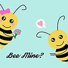 Bee Mine? by Crystal Potter