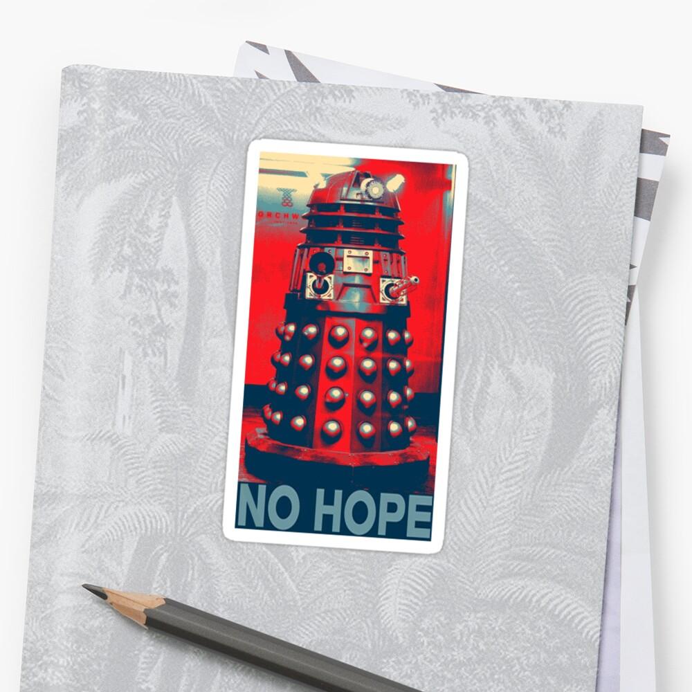 No Hope Dalek by David Feldman
