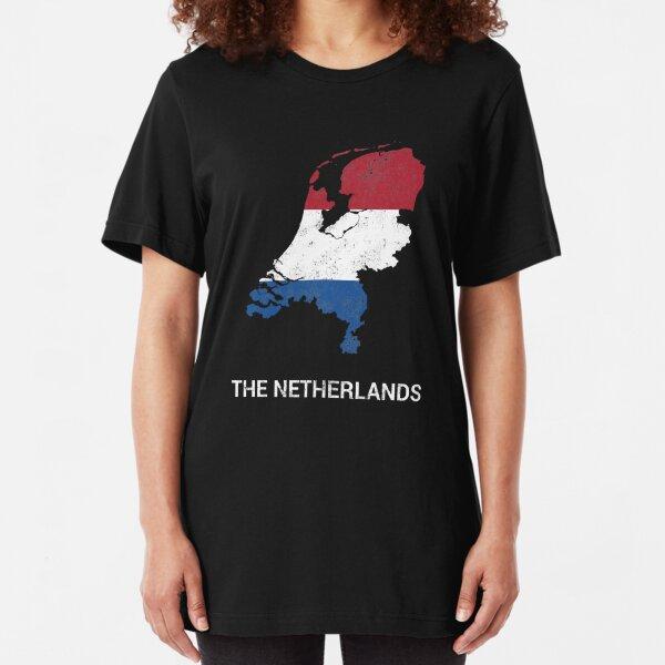Netherlands 90s Rugby Ball T-shirt