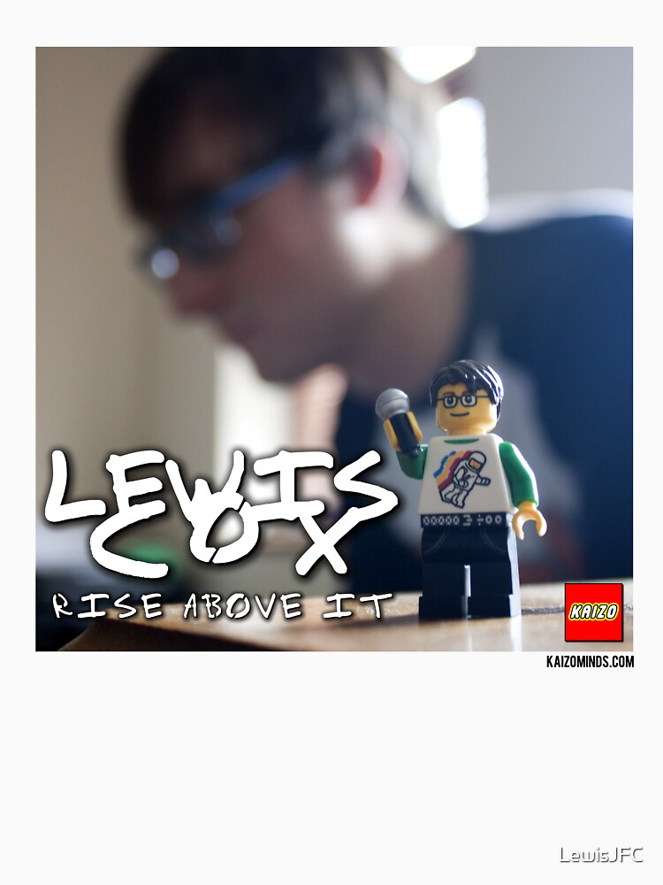 Lewis Cox - Rise Above It by LewisJFC