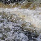 Foaming river by Bluesrose