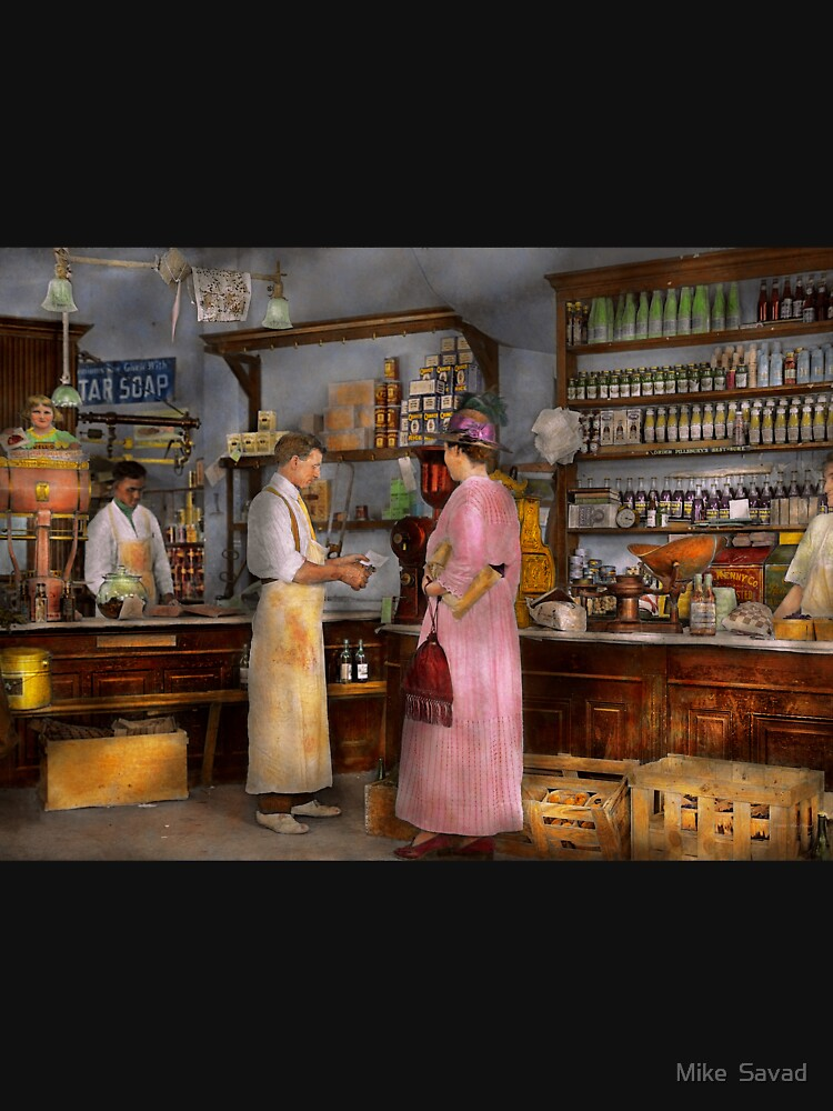 Store - In a general store 1917 by mikesavad