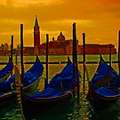 Isola Di San Giorgio Maggiore II   Venice by Al Bourassa