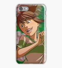 Chihiro & Haku iPhone Case/Skin