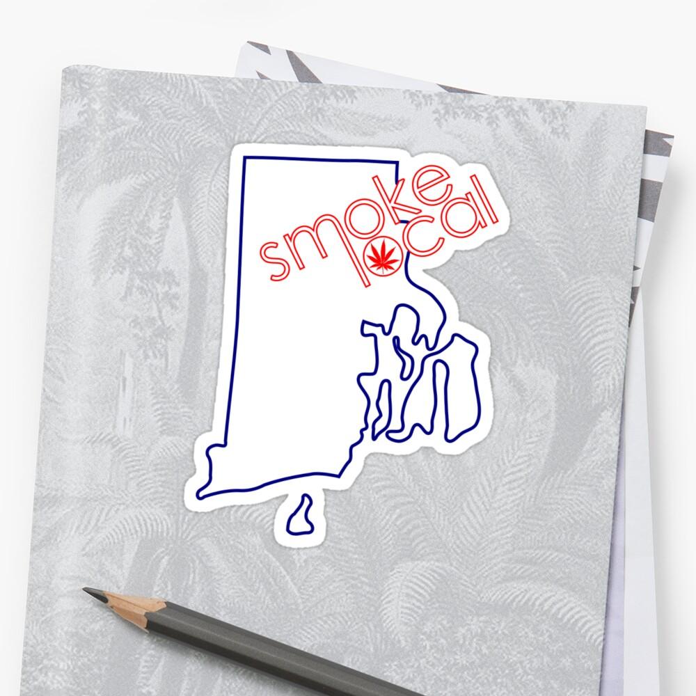 Smoke Local Weed in Rhode Island (RI) by LaCaDesigns