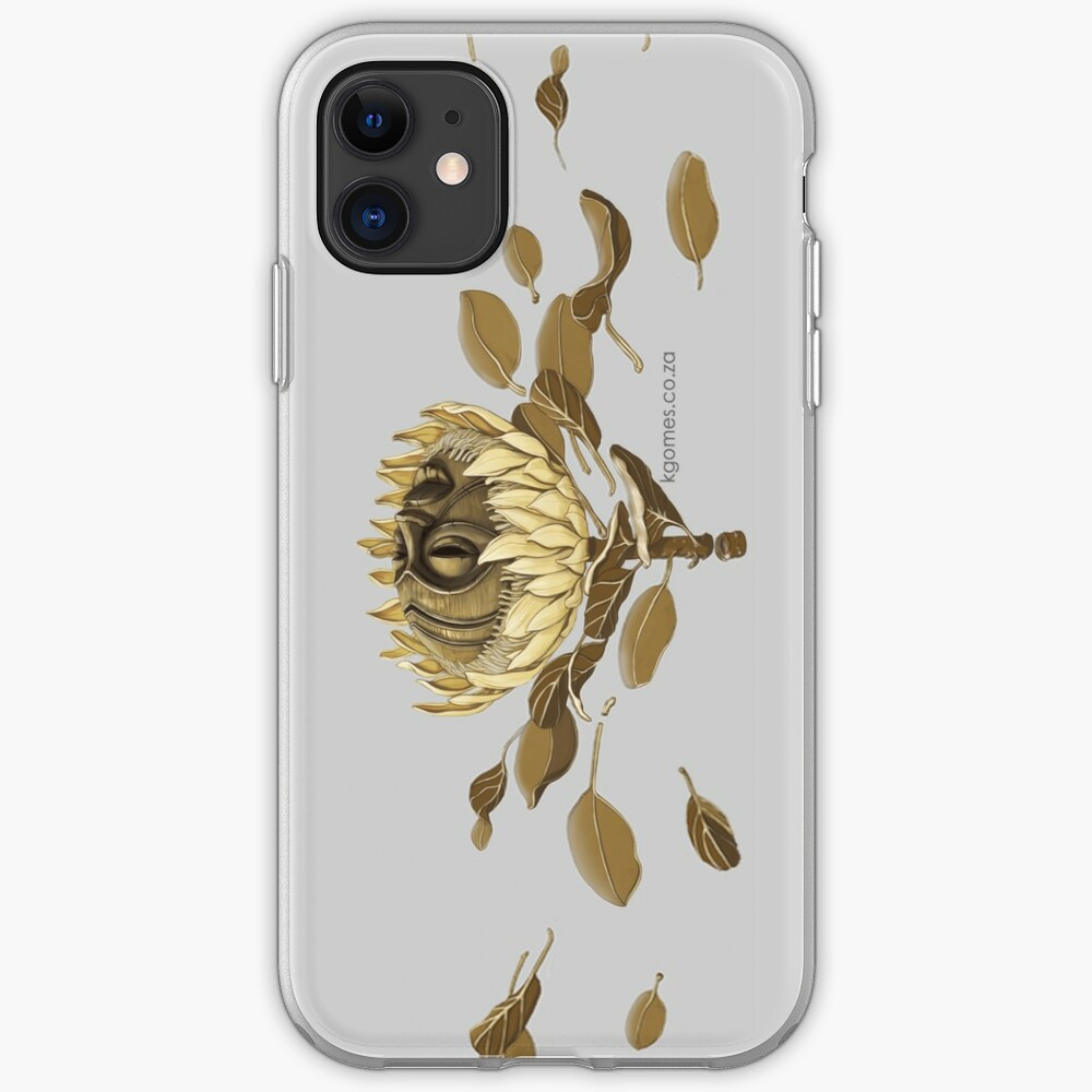 Protea Mask iPhone Case & Cover
