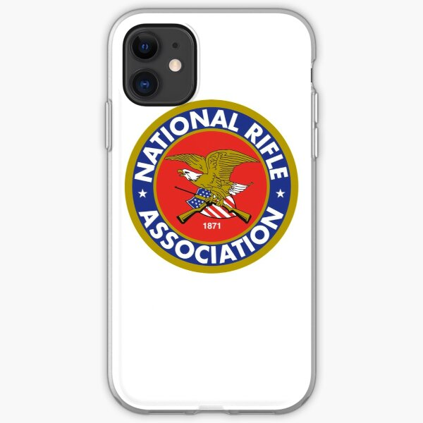 NRA iPhone Soft Case