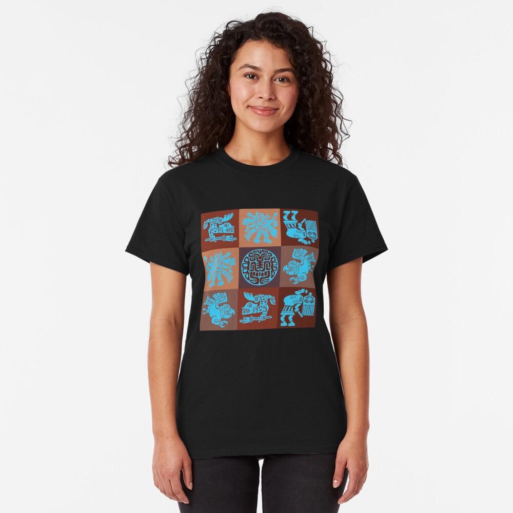 Inca Warriors Dance Classic T-Shirt