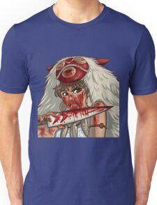 Mononoke's Bloody Knife Unisex T-Shirt