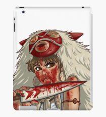 Mononoke's Bloody Knife iPad Case/Skin
