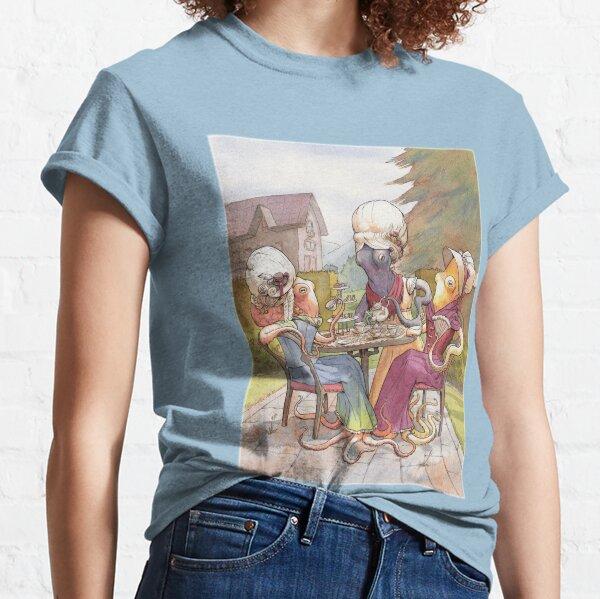 Low Tide High Tea Classic T-Shirt