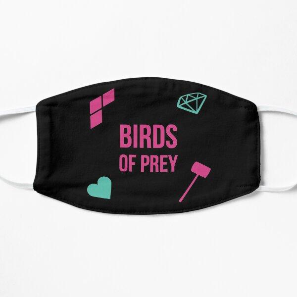 Oiseaux de proie Masque sans plis