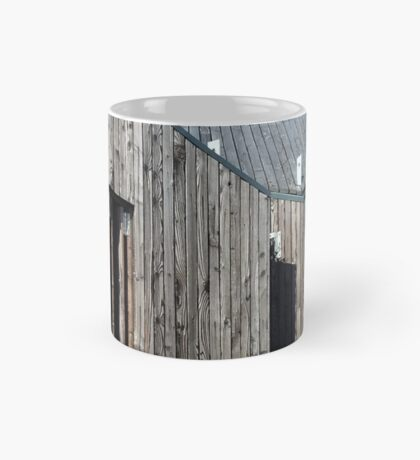 Wooden shack - near Falkirk, Scotland Mug