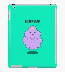 Grumpy Space Princess iPad Case/Skin