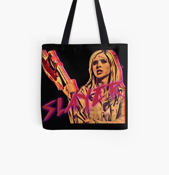 Buffy - The Slayer All Over Print Tote Bag
