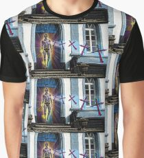 Enroute to Edna Mode for Fitting Design (The Holy Ghost) Graphic T-Shirt