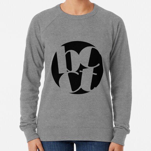 Throwback Blacktown Theatre Company Logo (Black Print) Lightweight Sweatshirt
