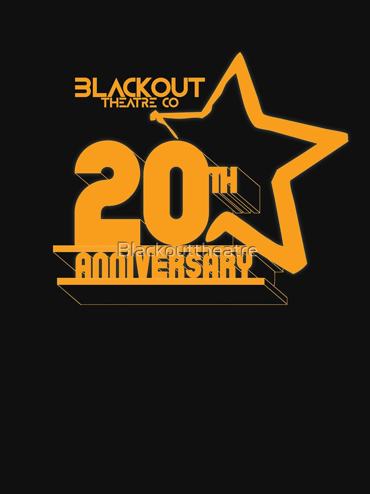 BTC 20th Anniversary by Blackouttheatre