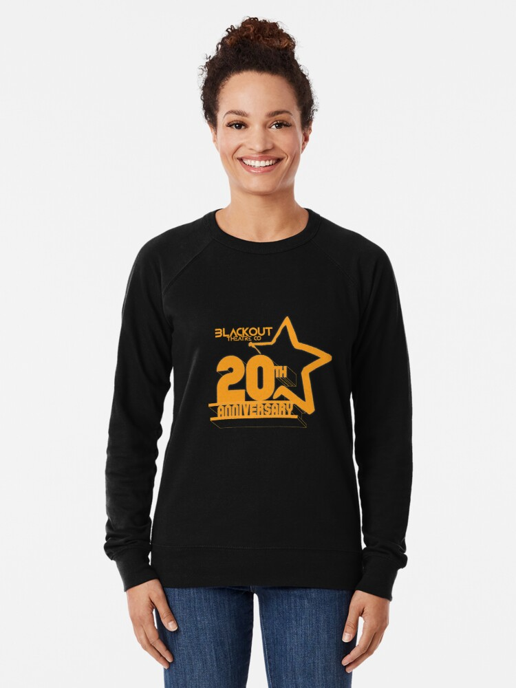 Alternate view of BTC 20th Anniversary Lightweight Sweatshirt