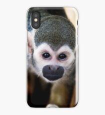 Squirrel monkey iPhone case iPhone Case