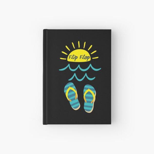 Flip Flops Gifts Hardcover Journal